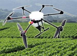 Селскостопански дрон
