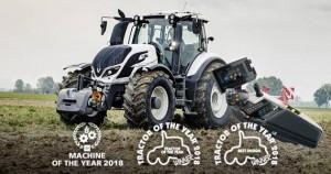 трактор Valtra Т254 Versu