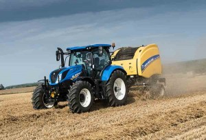 New Holland T6 Dynamic Command