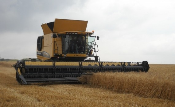 земеделска машина