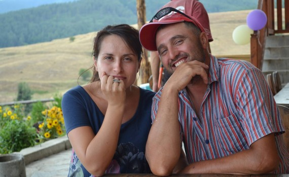 Ива Попова и Петър Наков