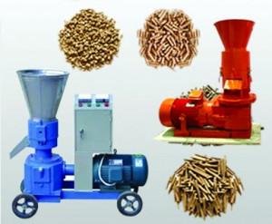 Видове дробилки на суровина при производство на пелети