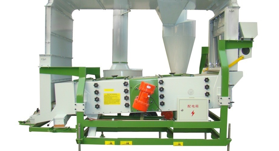 двоен въздушно-ситов сепаратор 5XFS-7 5 FC