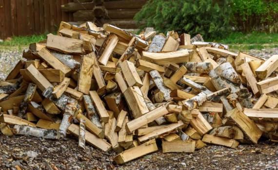 дървесина за отопление